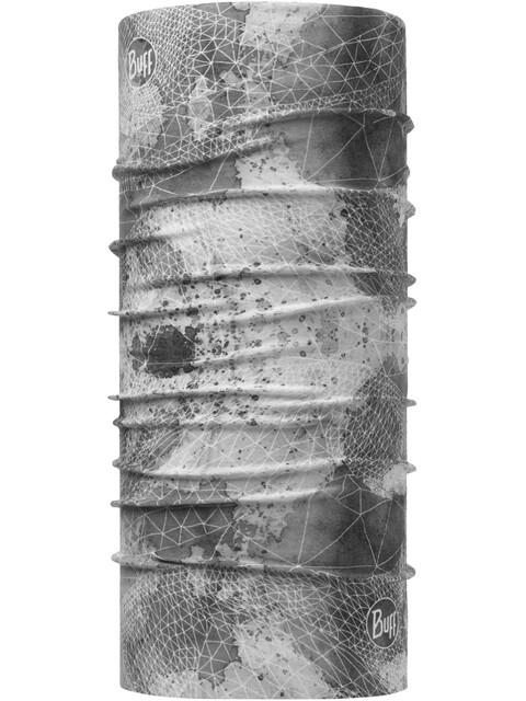 Buff High UV Tube Net Silver Grey